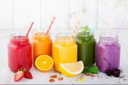 A gyümölcslé vagy a gyümölcsturmix az egészségesebb?