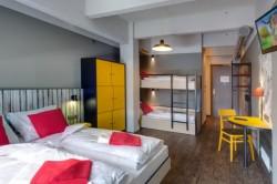 Magyarországra érkezett a fiatalok szállodalánca