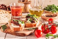 A mediterrán étrend gátolja az időskori elbutulást