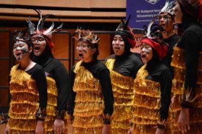 16. Budapesti Nemzetközi Kórusverseny és Fesztivál