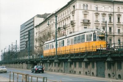 Duna-parti épületek ahogyan még nem látta
