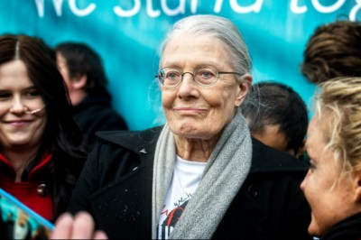 A 80 éves Vanessa Redgrave az életéről mesél