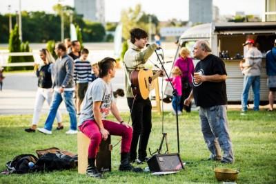 Utcaművészek versenyeznek az idei Food Truck Show-n