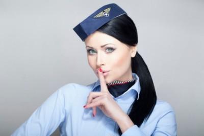 Ezt gondolják a légiutas kísérők, de ezt mondják helyette