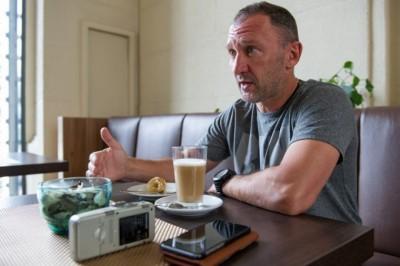 Kovács Kokó István: Rátaláltam egy újfajta életmódra