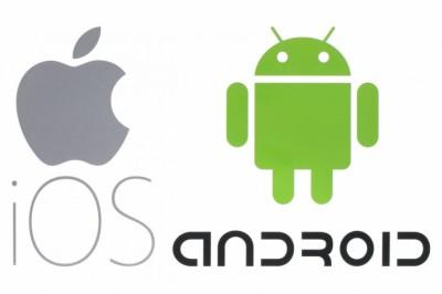 Az Android jobb, az iOS népszerűbb