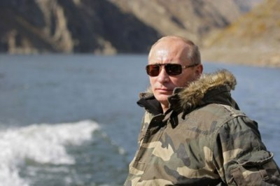Putyint egészséges életmódja segíti a hatalomban