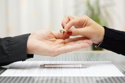 Újra divat a házassági szerződés