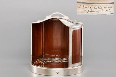 Kalapács alá kerül az Apponyi család sherrys készlete