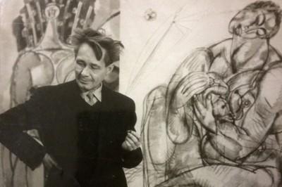 Kiállítás: Aktok – Hincz Gyula titkos múzsája