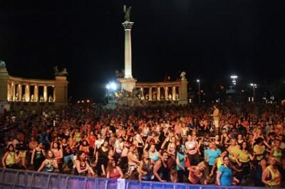 17 és fél ezren mozdultak az Olimpia Éjszakáján