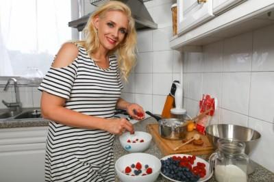 Peller Anna családja és a tejes édességek