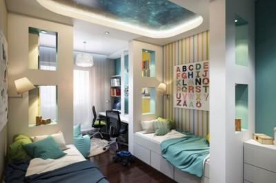 Iskolás lesz a gyerek? Így alakítsuk át a szobáját!