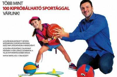 Budapesti Nagy Sportágválasztó