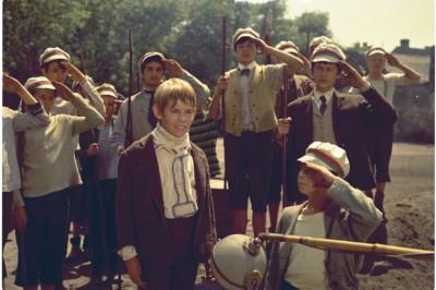A Pál utcai fiúk újból a mozikban