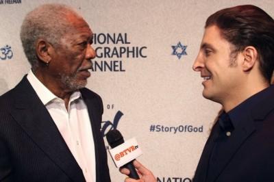 Morgan Freeman fiatalságának titka