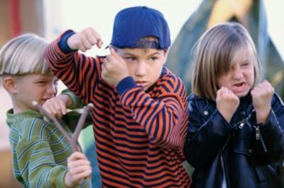 Nem születnek genetikailag kódoltan agresszívnek a fiúk