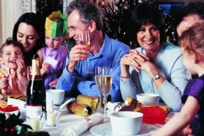 A családi együttlét a legfontosabb, de a házi kedvencek öröme is számít