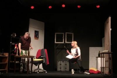 Demenciáról szóló darabot mutattak be a Hungarikum Pódiumon