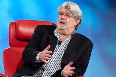 """George Lucas: """"Mindig zsarnokokhoz fordulunk segítségért"""""""