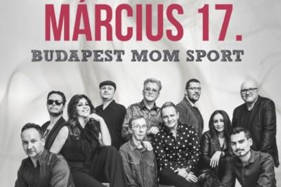 Zenevonat Szuperkoncert márciusban a MOM-ban
