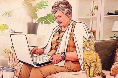 Te gondoskodsz idősebb rokonaid online védelméről?