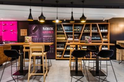 Megnyílt Budapest első WineStone étterme