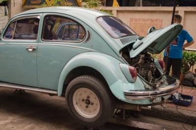 Sok autó kerül szervizbe nyáron